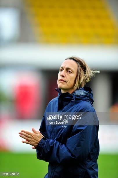 Sandrine SOUBEYRAND France / Belgique Match Amical Preparation a la Coupe du Monde Stade de L'EpopeeCalais