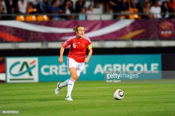 Sandrine SOUBEYRAND France / Serbie Eliminatoire Coupe du Monde 2011 Stade de l Aube Troyes