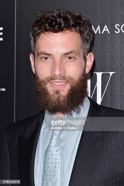Sandro Kopp attends the Sony Pictures Classics' 'Only Lovers Left Alive' screening hosted by The Cinema Society and Stefano Tonchi EditorinChief of W...