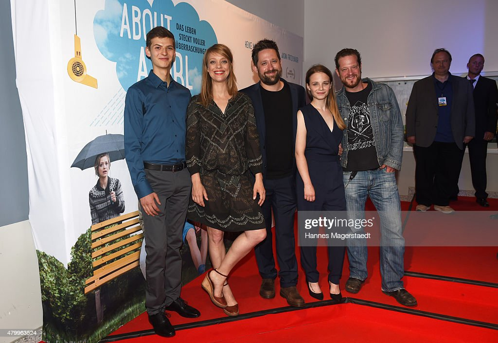 'About a girl' German Premiere