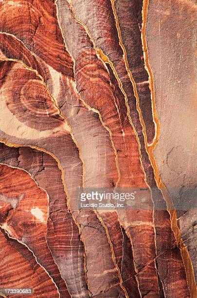 Sandstone at Petra Jordan