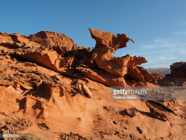 Sandstone Formation, Little Finland, Nevada