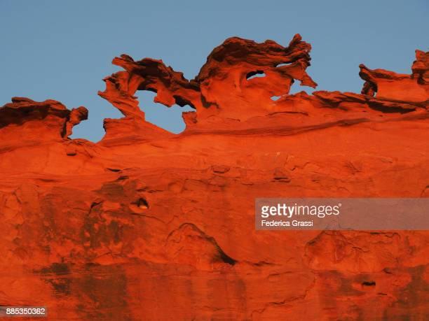 Sandstone Lace In Little Finland, Nevada