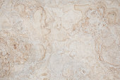 Natural sandstone plate texture, Facade stone slab, Beautiful stone background, Bright precious stone cladding