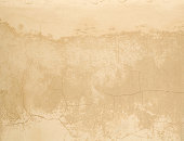 """Colorful, textured, wall background with beige, sandstone coloring.  Great background."""