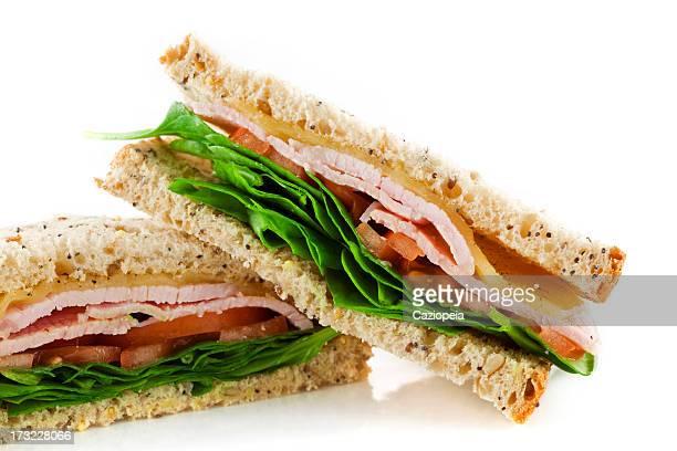 BLT Sandwich Detail