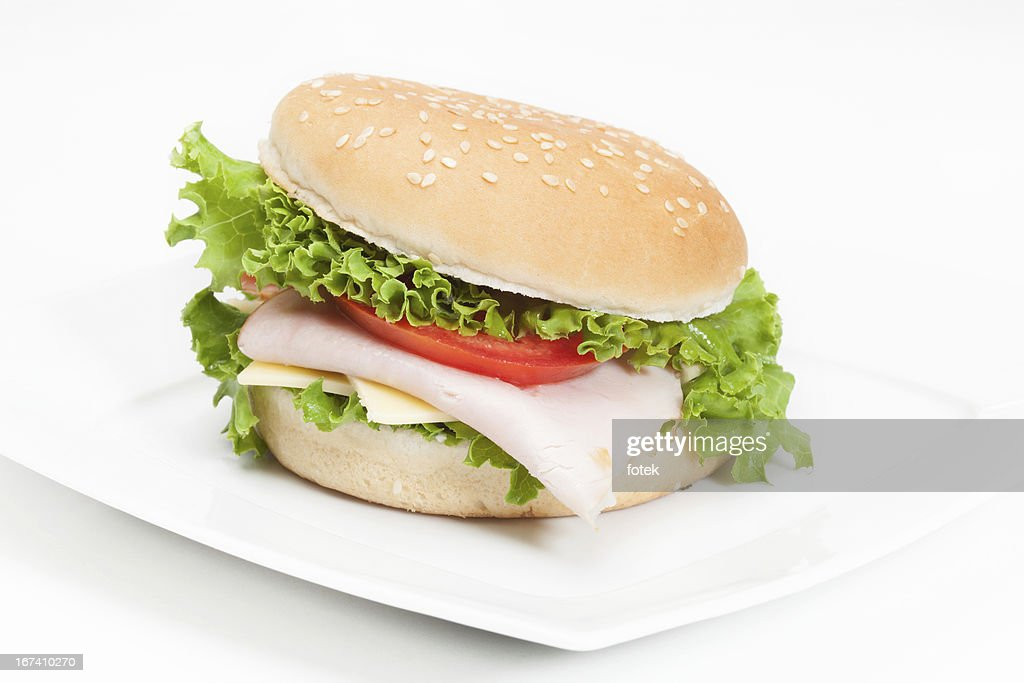 Sandwich : Stock Photo