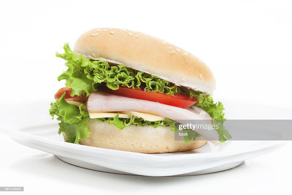 サンドイッチ : ストックフォト