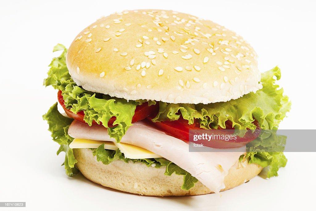 Sandwich : Stock Photo