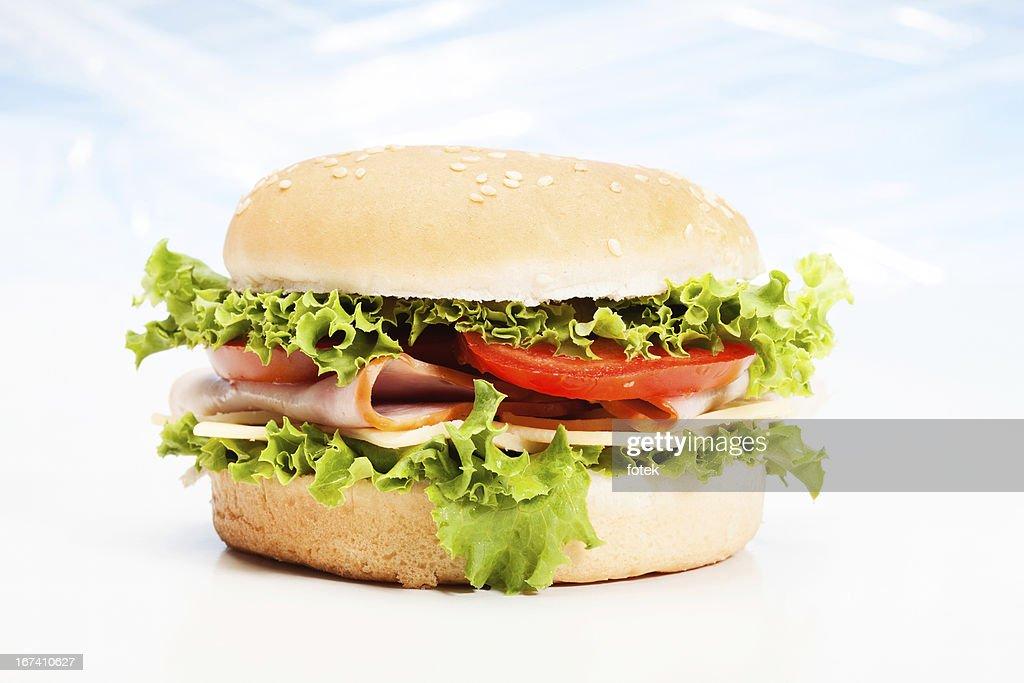 Sandwich : Stockfoto