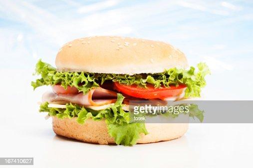 - Sandwich : Stock-Foto