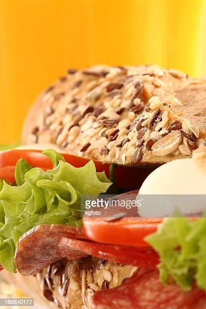 - Sandwich