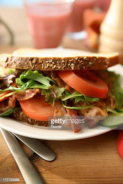 Sandwich Stills: Bacon, Lettuce and Tomato BLT