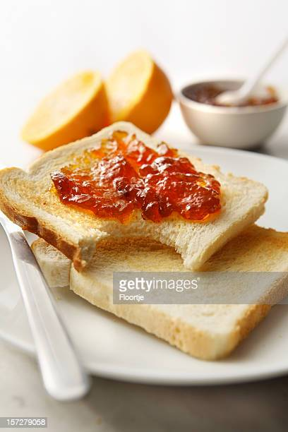 Sandwich Stills: Marmalade on Toast