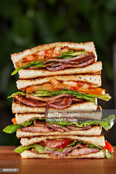 Sandwich tower