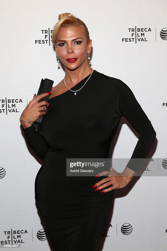 Sandy Alvarado attends the 'Mala Mala' Premiere during the 2014 Tribeca Film Festival at Chelsea Bow Tie Cinemas on April 19, 2014 in New York City.