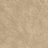 Sandy brown leather