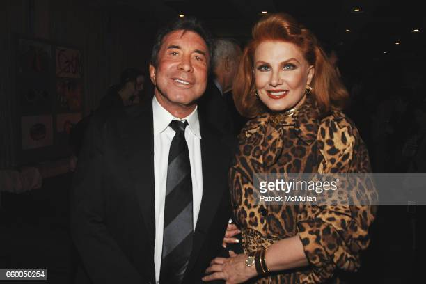Sandy Gallin and Georgette Mosbacher attend WELCOME TO GULU EXHIBITION AND BENEFIT ART SALE ANTIHUMAN TRAFFICKING INNITIATIVE at The United Nations...