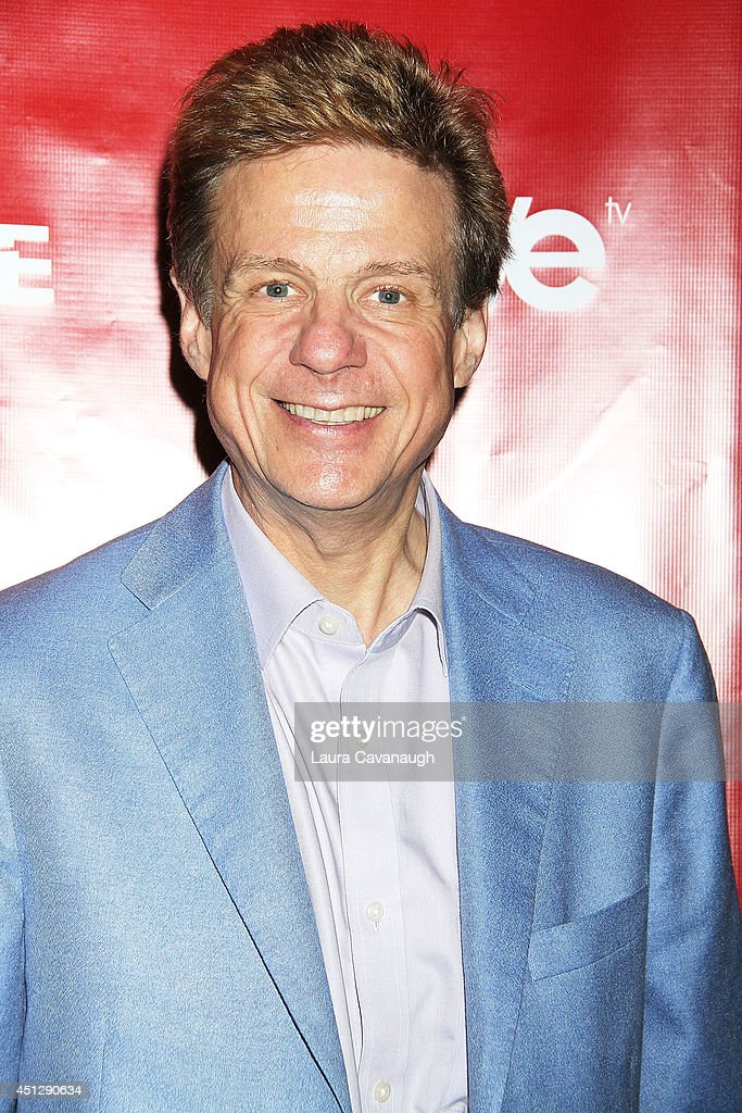 Sandy Kenyon attends 'The Divide' series premiere at Dolby 88 Theater on June 26, 2014 in New York City.
