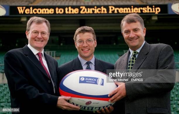 Sandy Leitch Chief Executive of Zurich Financial Services UK Rob Andrew Newcastle Falcons Director of Rugby and Howard Thomas Chief Executive of ERP