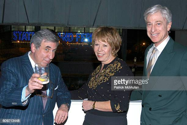 Sandy Neiman Janice Betts and Alan Rosenberg attend SCOTCH WHISKY GOLF Hosted by The Wall Street Journal Paul Staurt at The Glenlivet City Links on...