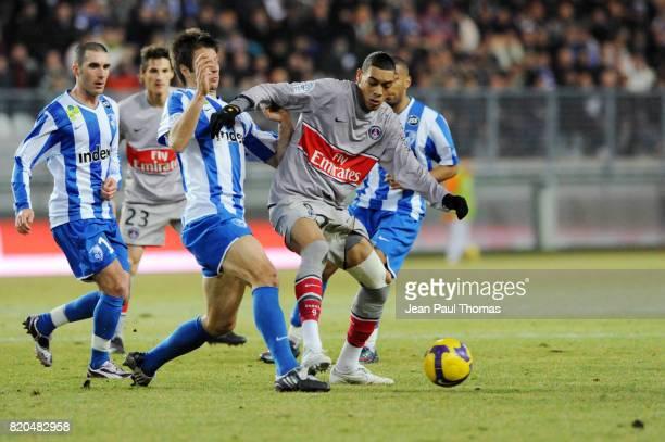 Sandy PAILLOT / Guillaume HOARAU Grenoble / Paris Saint Germain 25e journee French League 1