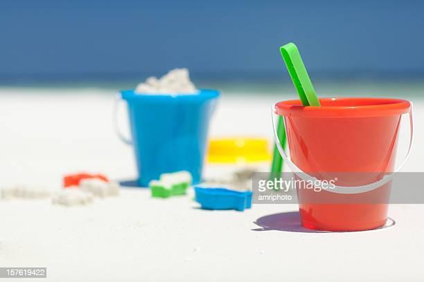 sandy playthings