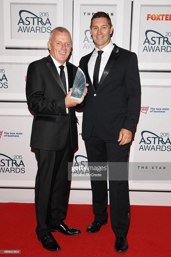 2015 ASTRA Awards - Awards Room