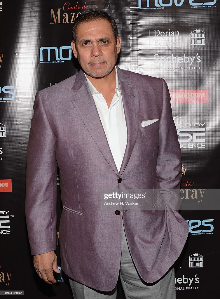 Sandy Sandoval attends the 6th Annual Moves Magazine Super Bowl Party at Metropolitan Nightclub on January 30, 2013 in New Orleans, Louisiana.