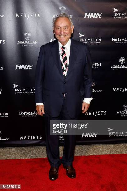 Sandy Weill attends the Forbes Media Centennial Celebration at Pier 60 on September 19 2017 in New York City