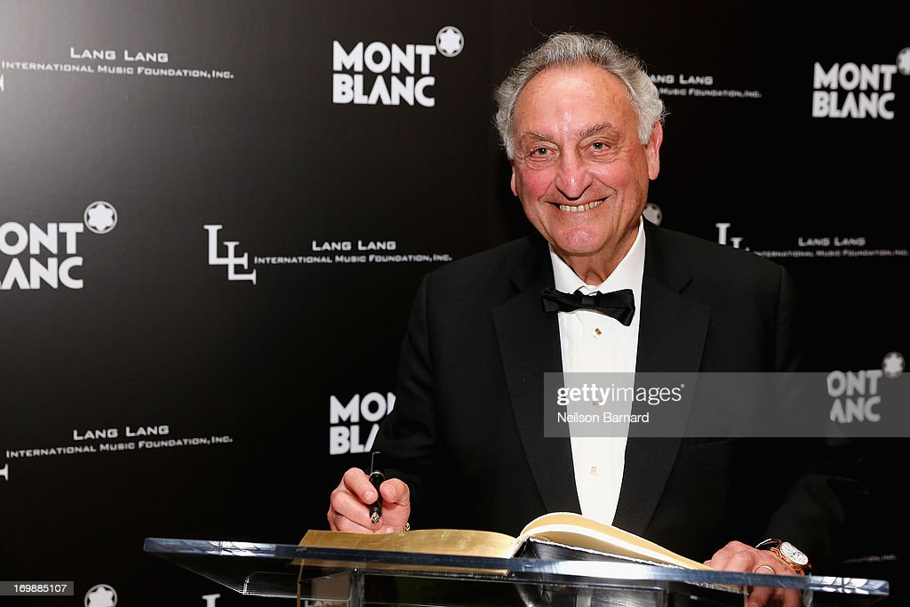 Sanford I. Weill attends The Lang Lang International Music Foundation Inaugural Gala supported by Montblanc at 10 on The Park on June 3, 2013 in New York City.