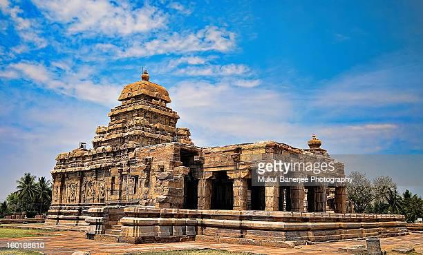 Sangameswara Temple, Pattadakal, Karnataka