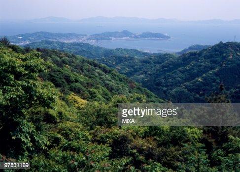 Sanganesan, Hazu, Aichi, Japan