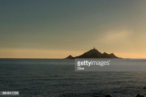 Sanguinaies islands,Corsica , France
