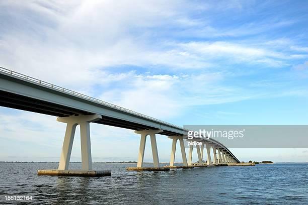 Sanibel causeway boulevard Florida USA