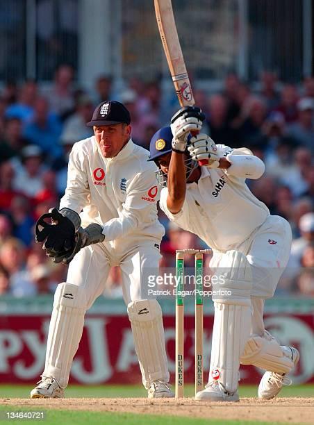 Sanjay Bangar England v India 4th Test The Oval Sep 02