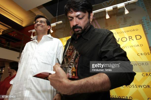 Sanjay Leela Bhansali at the launch Subhash K Jha's book titled 'The Essential Guide To Bollywood'