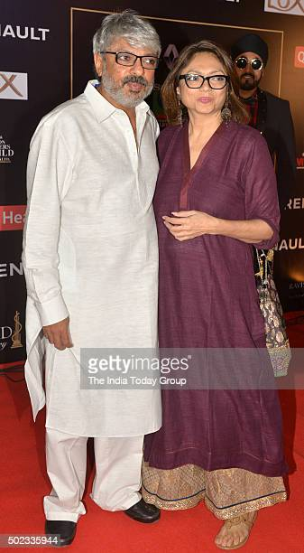 Sanjay Leela Bhansali at the Sony Guild Awards 2015 in Mumbai