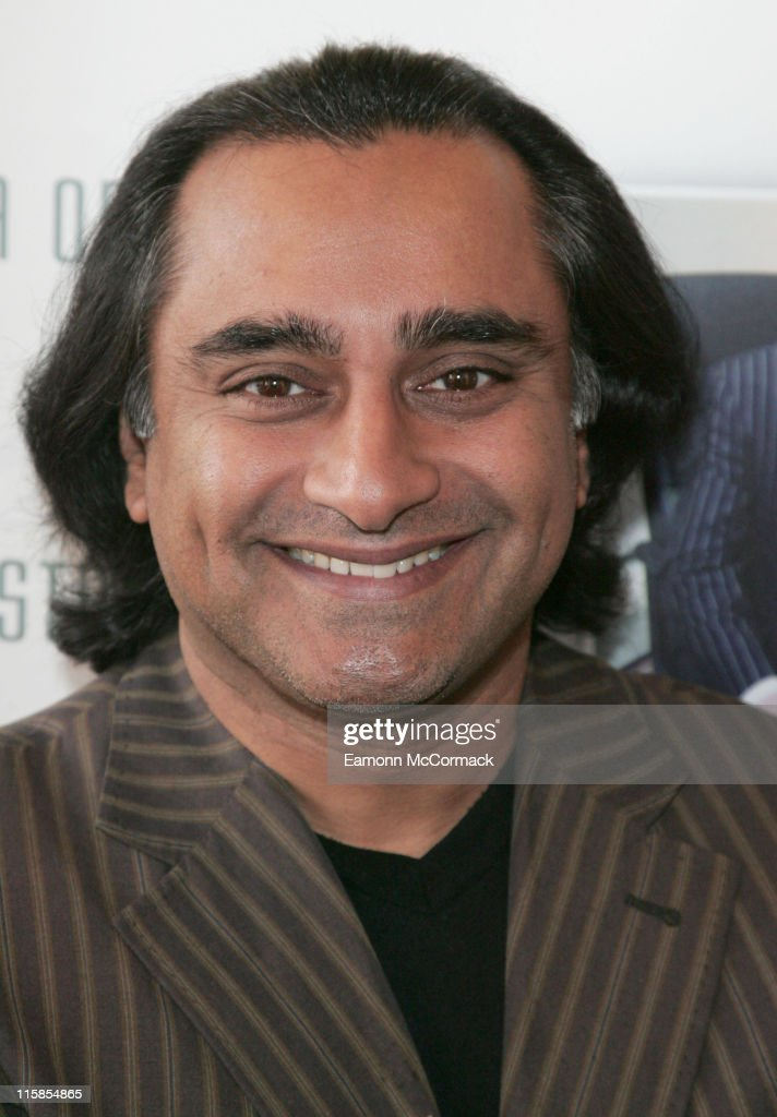 Sanjeev Bhaskar attends the CTBF Best of British Comedy Lunch at Bafta in Piccadilly on September 26 2007 in London