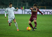 Sanjin Prcic during Tim Cup match between Torino FC and AC Cesena at the Olympic Stadium of Turin on December 01 2015 in Turin Italy