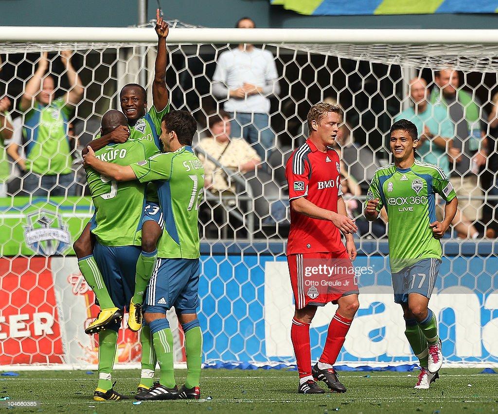 Toronto FC v Seattle Sounders FC