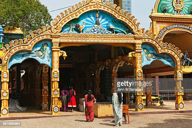 Sannidhi Murugan temple, Jaffna, Sri Lanka
