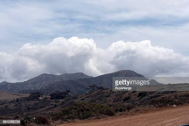 Santa Catalina Island a rocky island off the coast of California