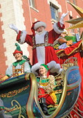 Santa Claus attends the 86th Annual Macy's Thanksgiving Day Parade on November 22 2012 in New York City