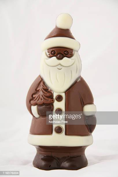 Schokolade Santa
