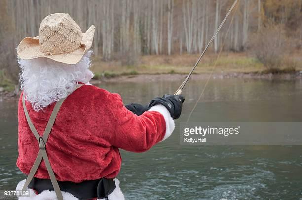 Santa Claus Mosca Pesca