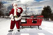 Santa Claus in the Wilderness