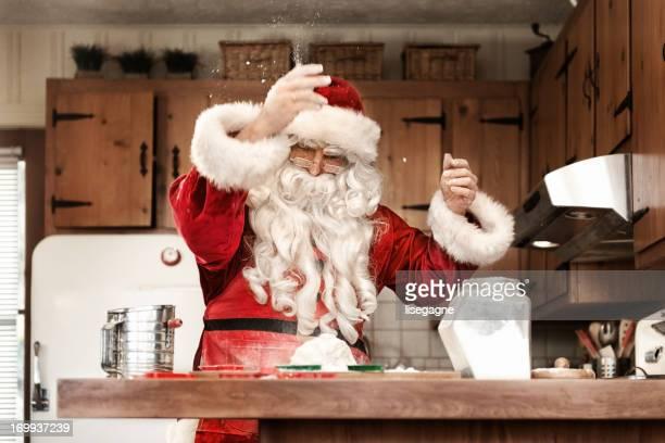 Santa la cocina