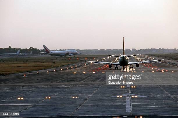 Santa Cruz Airport Mumbai Bombay Maharashtra India