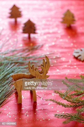 Santa elk